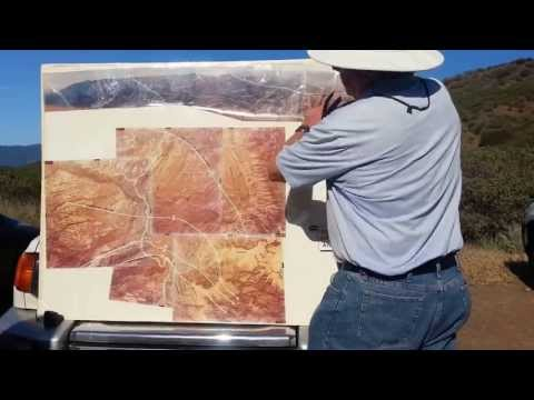 Sespe Wilderness Geologist Presentation