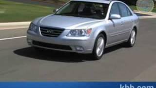 2008 Hyundai Sonata Review - Kelley Blue Book