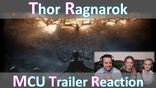 Thor: Ragnarok | Official Trailer | Reaction | #17