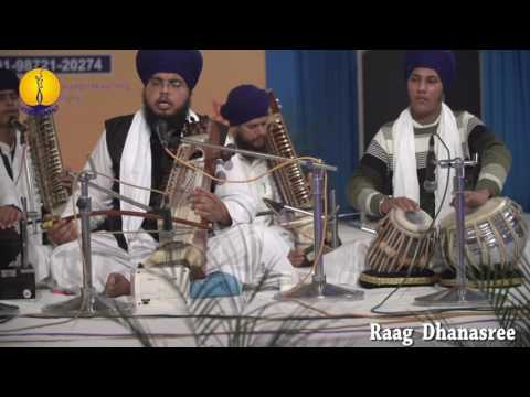 25th AGSS-2016: Raag Dhanasri Students of Jawaddi Taksal