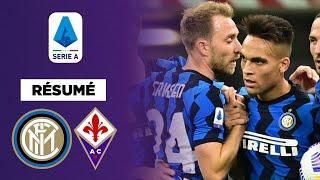 Résumé : Au terme d'un match complètement fou, l'Inter Milan achève la Fiorentina 4-3 !