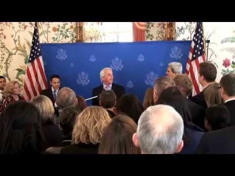 Secretary Kerry Tri-Mission Meet & Greet