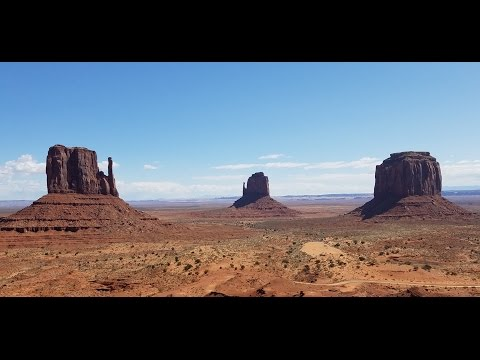 Monument valley - Drive Through