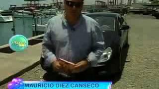 Mauricio Diez Canseco muestra a Magaly Teve su nuevo Yate 29/03/2011
