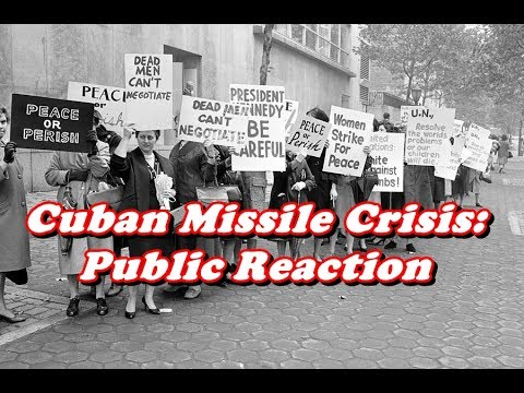 a brief history of the cuban missile crisis in the united states Jfk in history  the cold war the united states' main rival in the cold war had established a foothold just but the end of cuban missile crisis did little to.