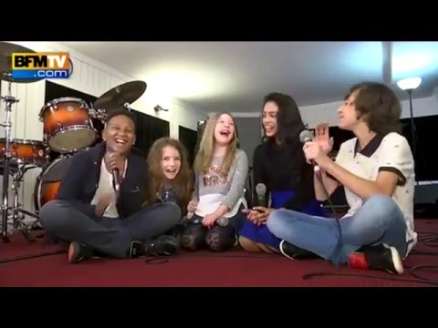 [KIDS UNITED] PASSAGE BFMTV