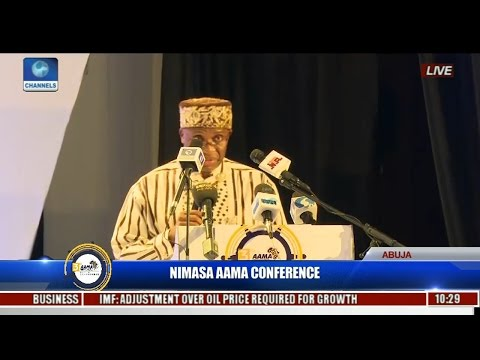 NIMASA AAMA: Amaechi Says Conference To Address Underdevelopment Of African Human Capacity