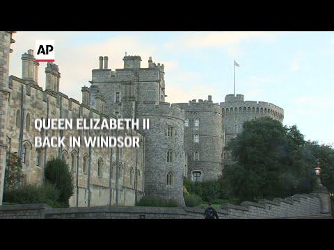 UK monarch back in Windsor after hospital checks