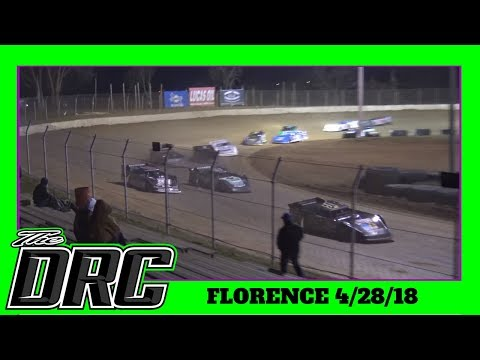 Florence Speedway | 4/28/18 | Phoenix Comfort Systems Crate Late Models