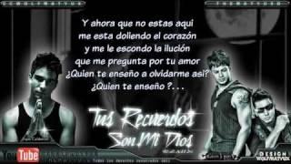 Pipe Calderon Ft. Rakim y Ken Y - Tus recuerdos son mi dios ...