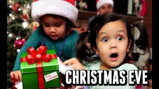 THEIR DREAM CHRISTMAS GIFT! - Dancember 24, 2017 -  ItsJudysLife Vlogs