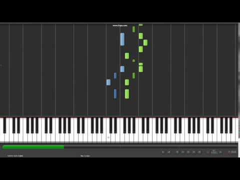 iPhone Ringtone Opening Sheet Tutorial(Synthesia)