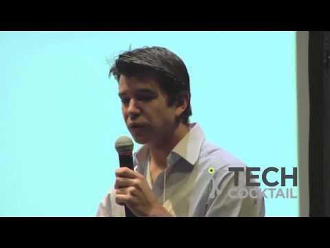 Key Startup Lessons - Travis Kalanick of Uber