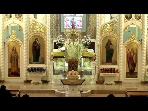 Divine Liturgy - February 19, 2012