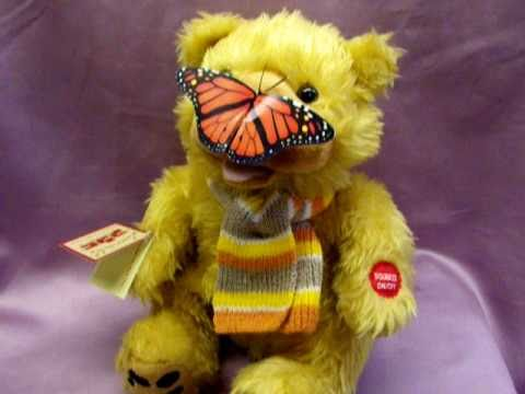 Butterfly Kisses - Singing Teddy Bear Butterfly Kisses
