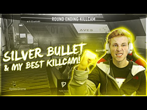 SILVER BULLET! & My Best AW Killcam