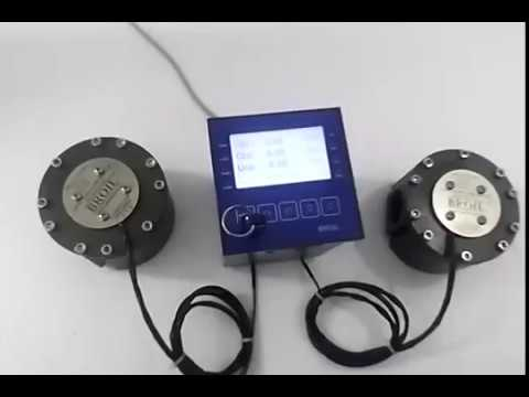 Fuel Calculator with inbuild data logging and USB scyncronize - YouTube