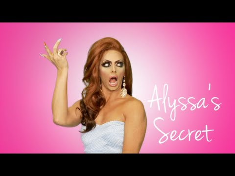 Alyssa Edwards' Secret - Sex in Drag
