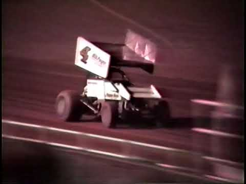 A lot of good ones here...Sammy Swindell,Steve Kinser,Terry Gray,Mark Kinser,Greg Wooley...etc. - dirt track racing video image