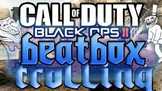 HOW YOU DO THAT?! - Beatbox Trolling #2 (BLACK OPS 2)