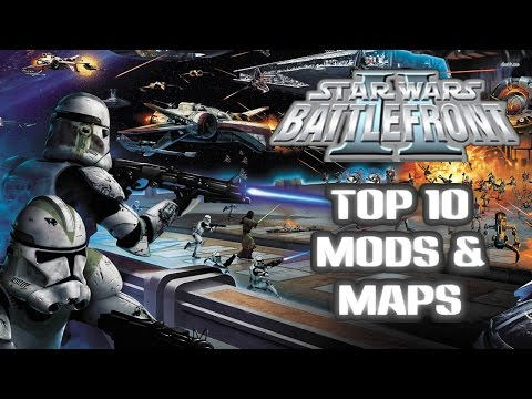 Top 10 Star Wars Battlefront II Mods And Maps