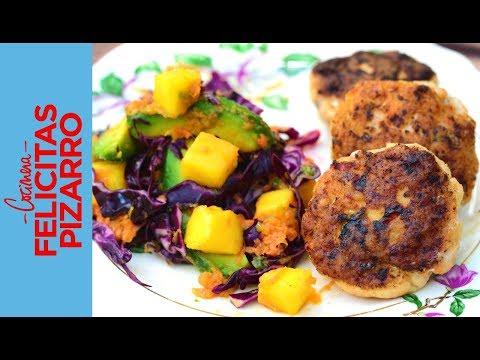 Burger de Pescado | Felicitas Pizarro