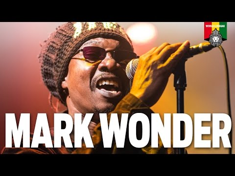 Mark Wonder Live At Reggae Bomb NL  2017