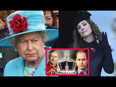 """Prince William, Kate Middleton will become """"King & Queen"""" in the Queen's disappointment"""