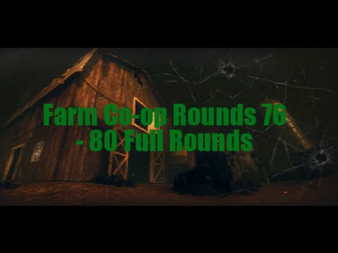 Farm Co-op Round 77 Full Round (WR Gameplay)