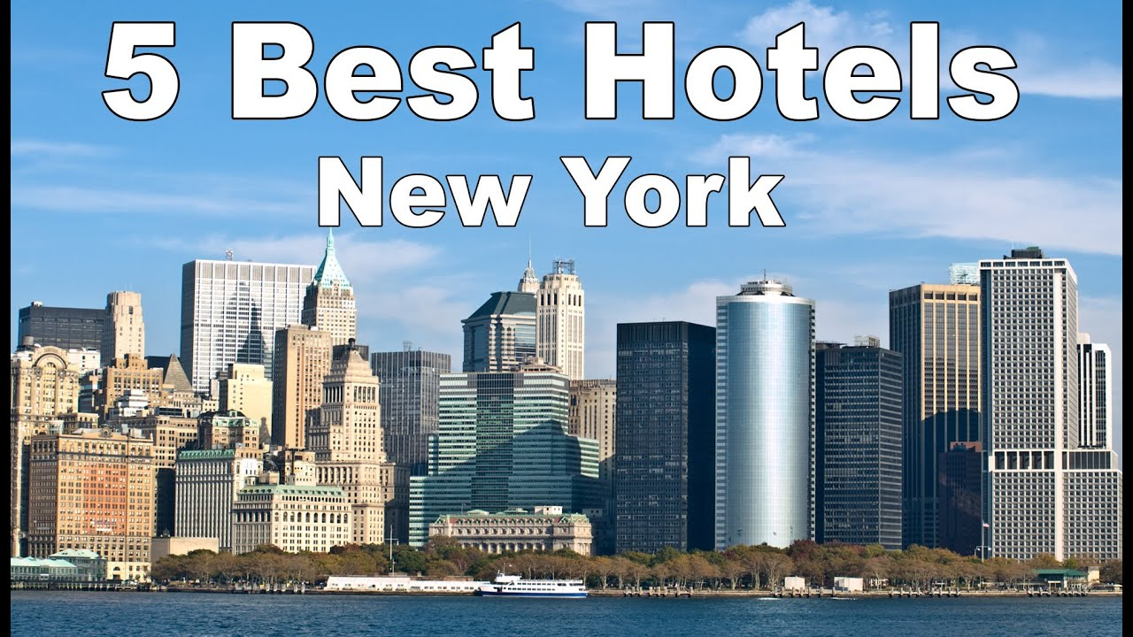 The 5 best hotels in new york city youtube for Famous hotel in new york