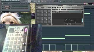 FL STUDIO 10 Tutorial -- How To Use the Korg PadKontrol In Fruity Loops