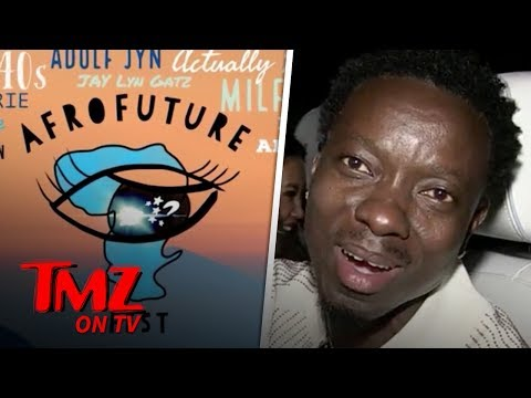 Michael Blackson Grills Music Festival for Charging White People Double | TMZ TV Mp3