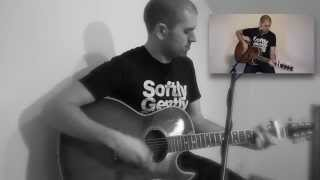 Wake Me Up - acoustic Avicii/Aloe Blacc cover with loop pedal