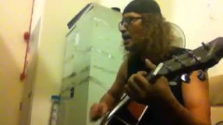 When love and hate collide - Cover