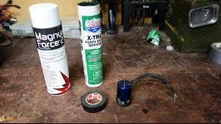 How to Clean and Seal a Brushless Motor