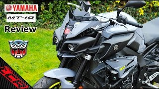 Yamaha MT-10 Review | MENTAL!!