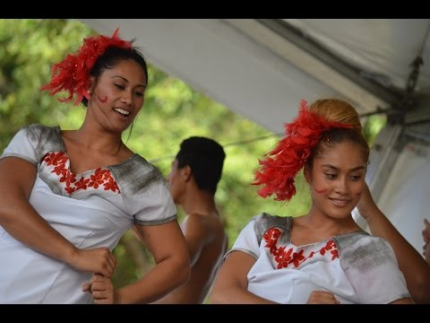 Pasifika Festival Townsville 2015 - Part Four - Samoan Islands Dances