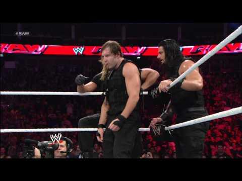 WWE Monday Night Raw En Espanol - Monday, April 22, 2013