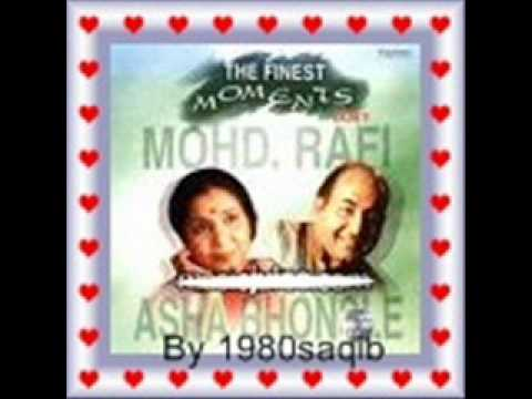Chal diye tum kahan (Mohd Rafi & Asha Bhonsle).