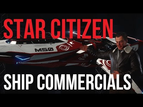 Star Citizen | Ship Commercial Compilation