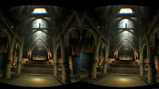 SKYRIM VR ON STEROIDS OCULUS RIFT DK2 EP5 MAXED  GRAPHIC OVERHAUL 95 MODS AND STABLE