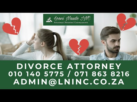Divorce Attorney Johannesburg - Johannesburg Divorce Attorney