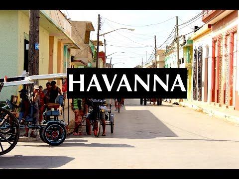 TAVEL VLOG: HAVANNA – CITY OF CIGARS AND RUM – VLOG #03 Cuba 2017