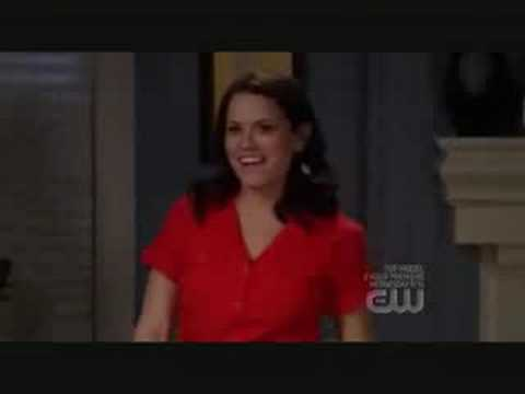 OTH 6.01 Haley & Jamie dance then Nathan walkes in
