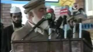 PIR MUHAMMAD AMEEN-UL-HASNAT SHAH SAHIB BHERA SHARIF part#3.mp4