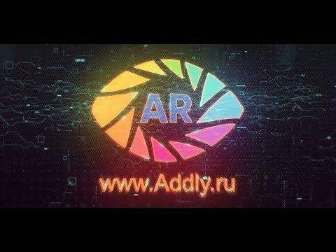 Addly конструктор Дополненной реальности