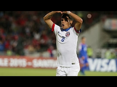 YERKO LEIVA | Goals, Skills, Assists | Universidad Chile | 2015/2016 (HD) (credit football scout)