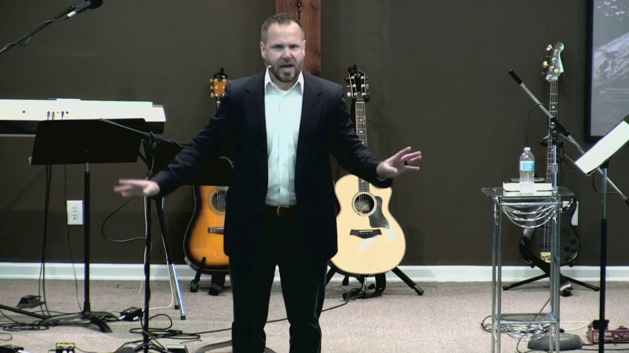 A Distorted Gospel | Shawn Benson | Harvest Church