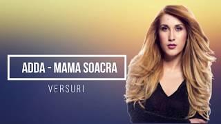 ADDA - Mama Soacra Versuri
