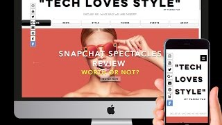 BIG ANNOUNCEMENT⎜Yarina Launches New Blog: TechLovesStyle thumbnail